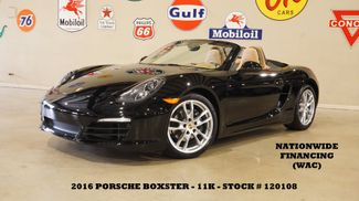 2016 Porsche Boxster Convertible AUTO,NAV,BACK-UP,HTD/COOL LTH,11K in Carrollton, TX 75006