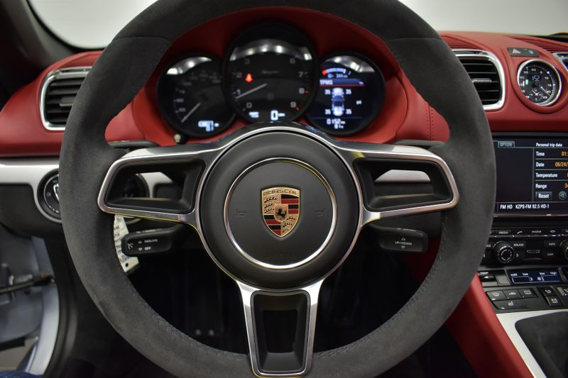 2016 Porsche Boxster Spyder in Carrollton, TX