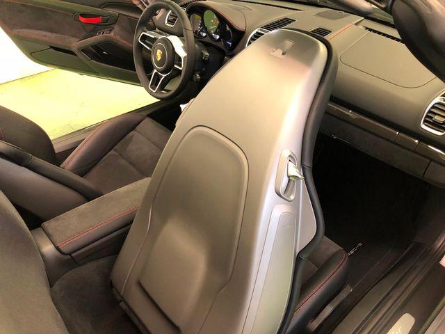 2016 Porsche Boxster Spyder Longwood, FL 24