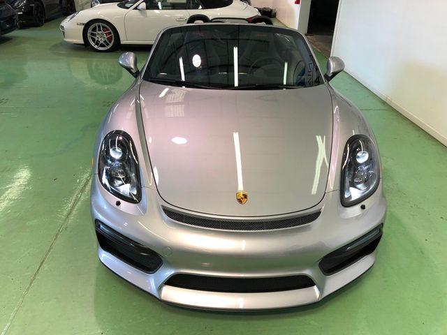2016 Porsche Boxster Spyder Longwood, FL 3