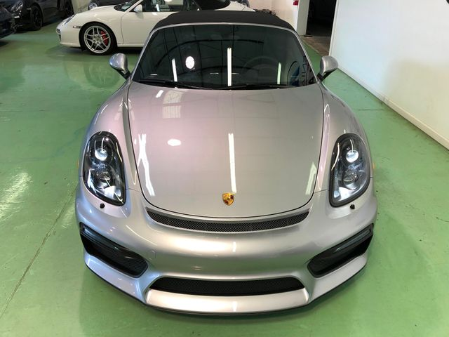 2016 Porsche Boxster Spyder Longwood, FL 40