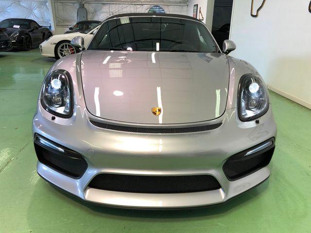 2016 Porsche Boxster Spyder Longwood, FL 41