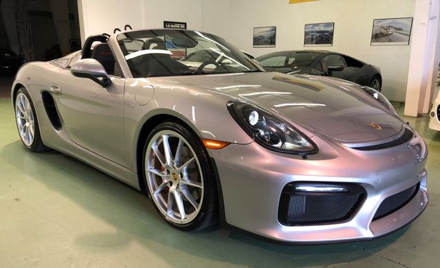 2016 Porsche Boxster Spyder Longwood, FL 53