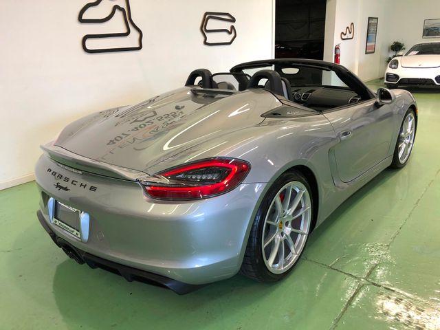2016 Porsche Boxster Spyder Longwood, FL 9