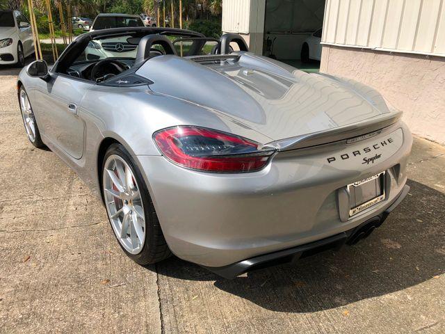 2016 Porsche Boxster Spyder Longwood, FL 58