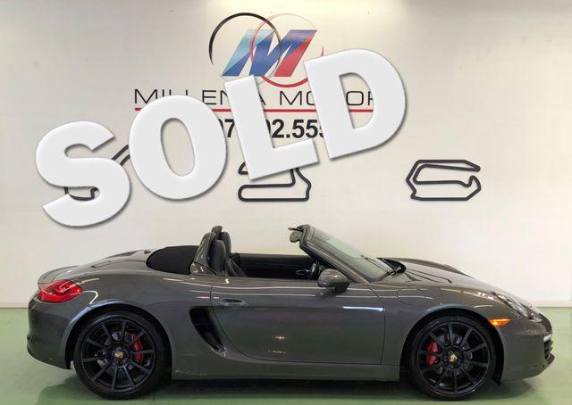2016 Porsche Boxster S Longwood, FL