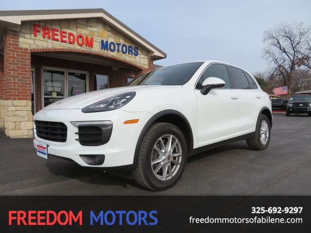 2016 Porsche Cayenne AWD | Abilene, Texas | Freedom Motors  in Abilene,Tx Texas