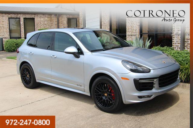 2016 Porsche Cayenne GTS in Addison, TX 75001