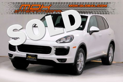 2016 Porsche Cayenne - New Tires - New Brakes - Service Records in Los Angeles