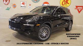 2016 Porsche Cayenne S AWD PANO ROOF,NAV,HTD/COOL LTH,BOSE,23K in Carrollton TX, 75006