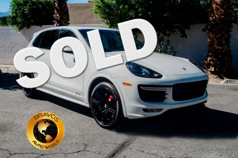 2016 Porsche Cayenne GTS in cathedral city