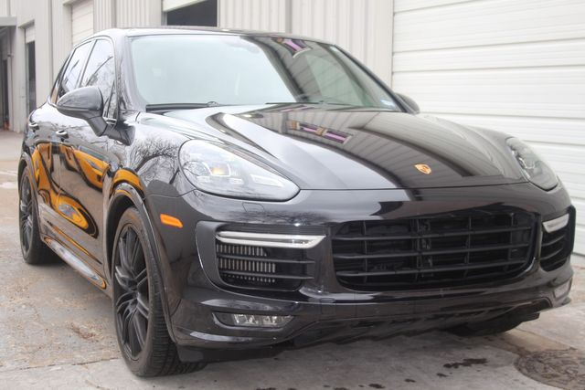 2016 Porsche Cayenne GTS Houston, Texas 2