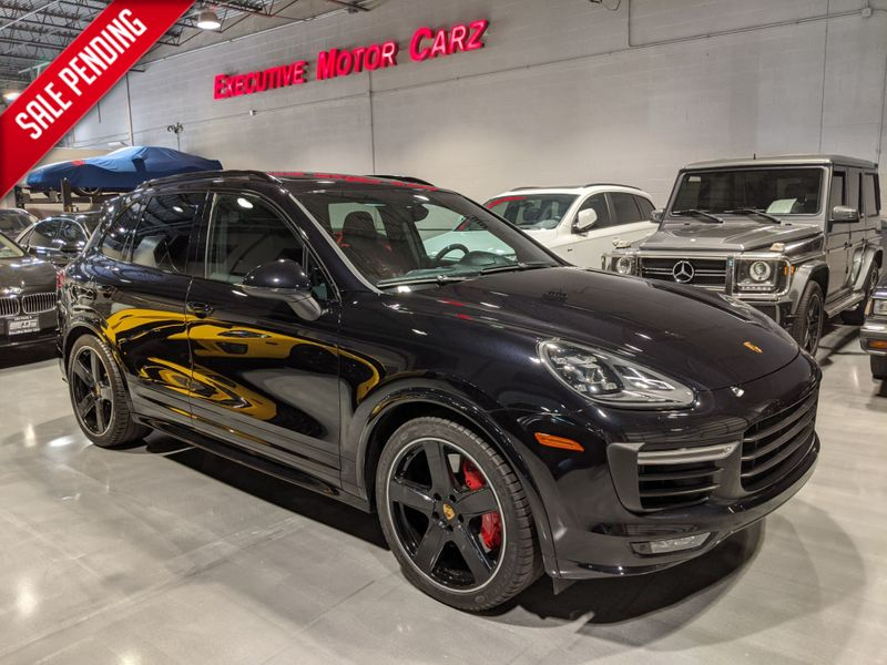 2016 Porsche Cayenne GTS  Lake Forest IL  Executive Motor Carz  in Lake Forest, IL