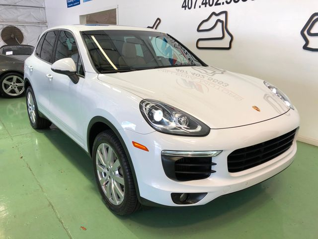 2016 Porsche Cayenne S Longwood, FL 2