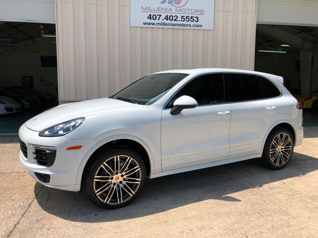 2016 Porsche Cayenne Longwood, FL 49