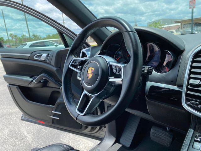 2016 Porsche Cayenne Longwood, FL 29