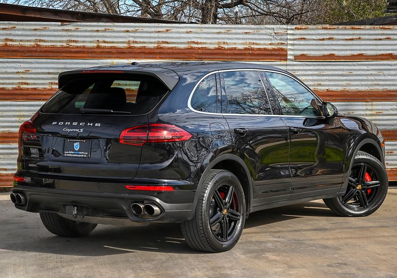 2016 Porsche Cayenne S  city TX  Dallas Motorsports  in Wylie, TX