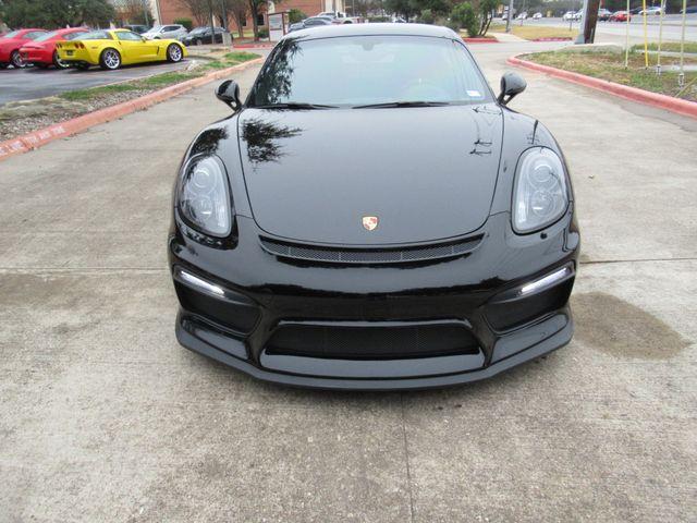 2016 Porsche Cayman GT4 Austin , Texas 2