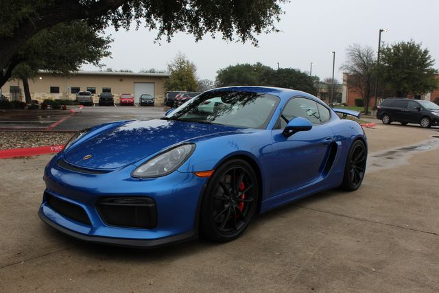 2016 Porsche Cayman GT4 in Austin, Texas 78726