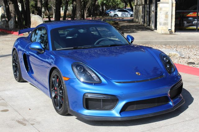 2016 Porsche Cayman GT4 in Austin, Texas 78726