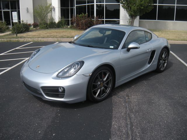 2016 Porsche Cayman Chesterfield, Missouri 1