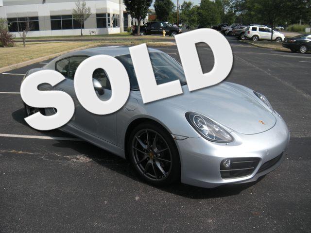 2016 Porsche Cayman Chesterfield, Missouri