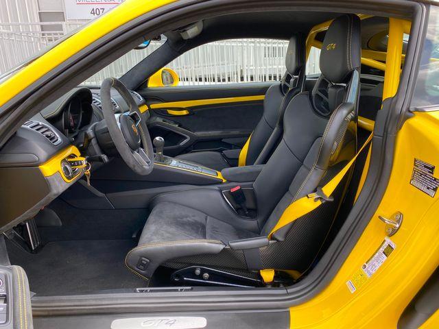 2016 Porsche Cayman GT4 Longwood, FL 19