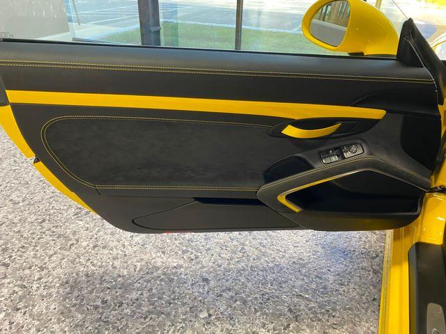 2016 Porsche Cayman GT4 Longwood, FL 18