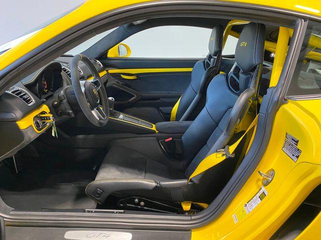 2016 Porsche Cayman GT4 Longwood, FL 20