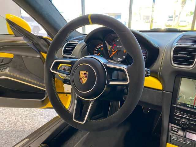 2016 Porsche Cayman GT4 Longwood, FL 24