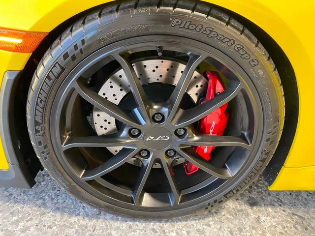2016 Porsche Cayman GT4 Longwood, FL 34