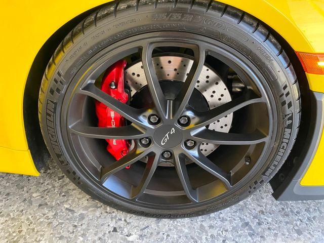 2016 Porsche Cayman GT4 Longwood, FL 35