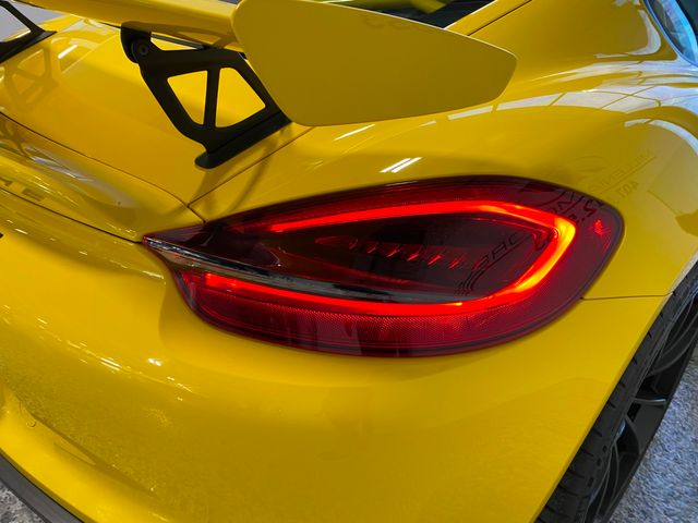 2016 Porsche Cayman GT4 Longwood, FL 37