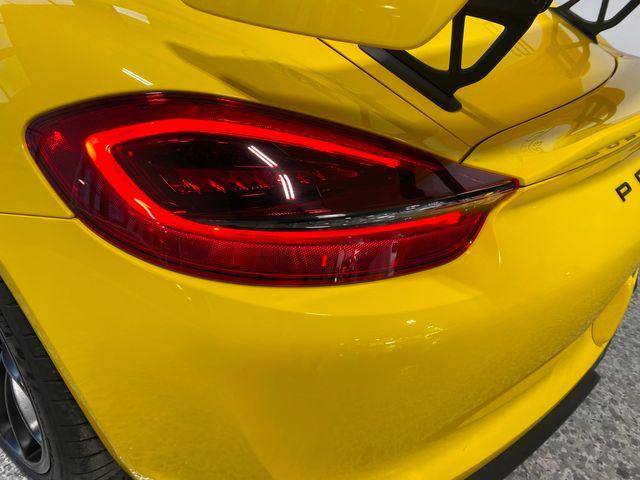 2016 Porsche Cayman GT4 Longwood, FL 38