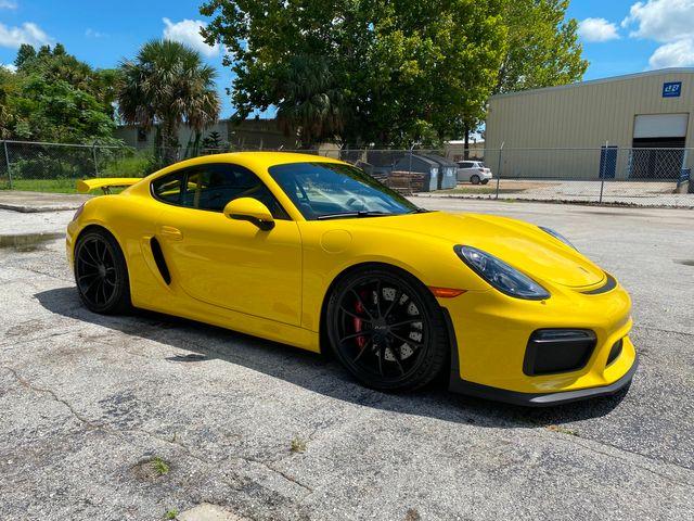 2016 Porsche Cayman GT4 Longwood, FL 54