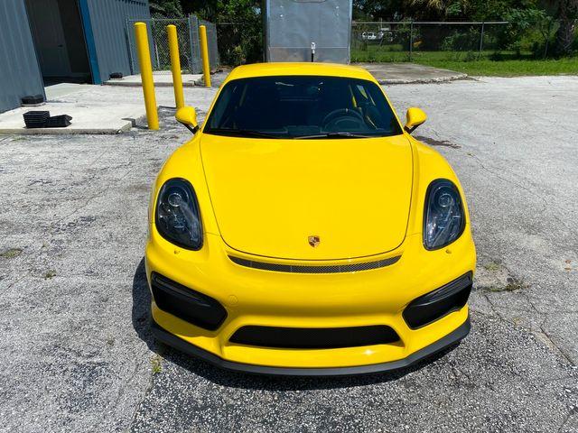 2016 Porsche Cayman GT4 Longwood, FL 56