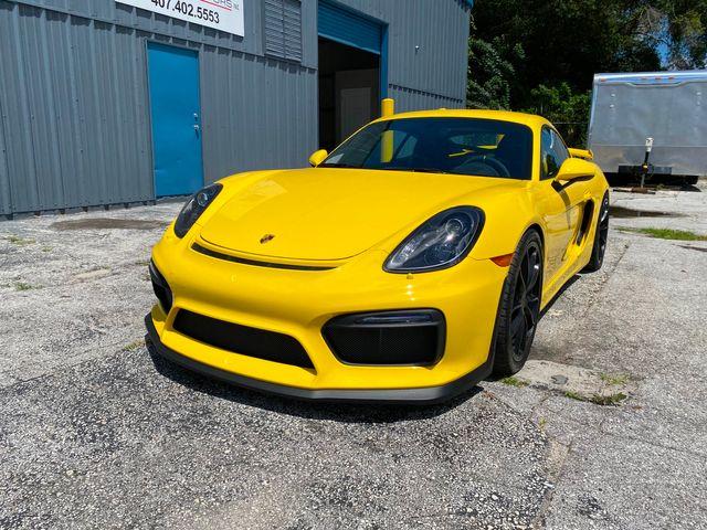 2016 Porsche Cayman GT4 Longwood, FL 58