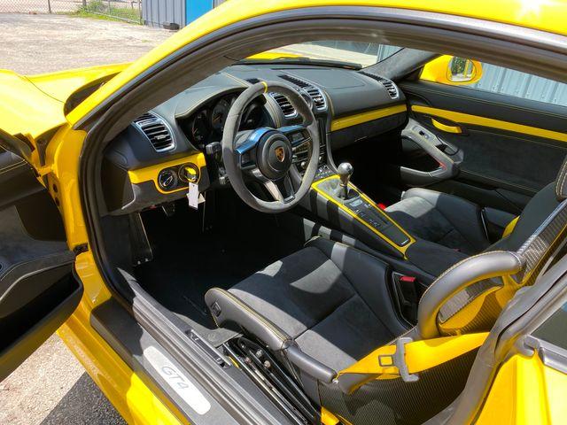2016 Porsche Cayman GT4 Longwood, FL 62