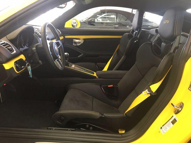 2016 Porsche Cayman GT4 Longwood, FL 14