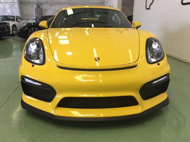 2016 Porsche Cayman GT4 Longwood, FL 4