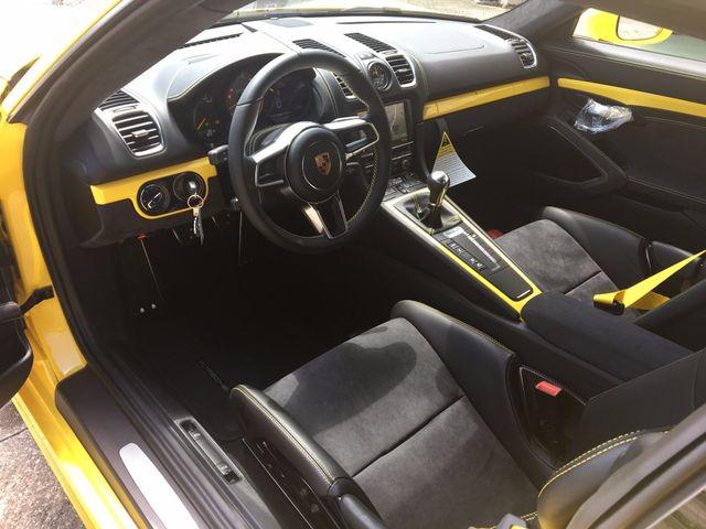 2016 Porsche Cayman GT4 Longwood, FL 41
