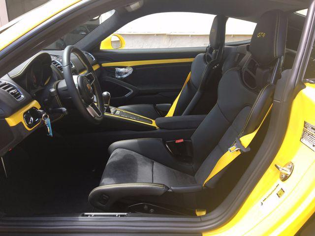 2016 Porsche Cayman GT4 Longwood, FL 42