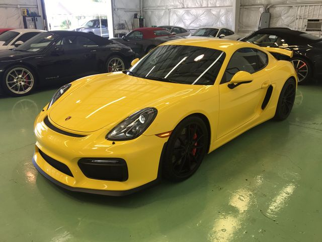 2016 Porsche Cayman GT4 Longwood, FL 6