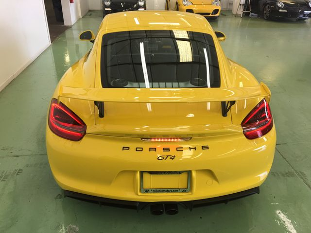 2016 Porsche Cayman GT4 Longwood, FL 8