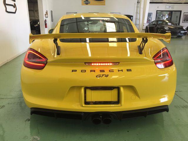 2016 Porsche Cayman GT4 Longwood, FL 9