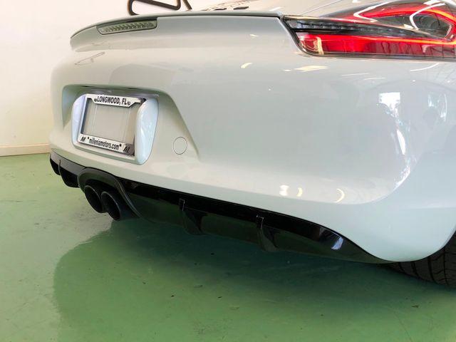 2016 Porsche Cayman GTS Longwood, FL 40