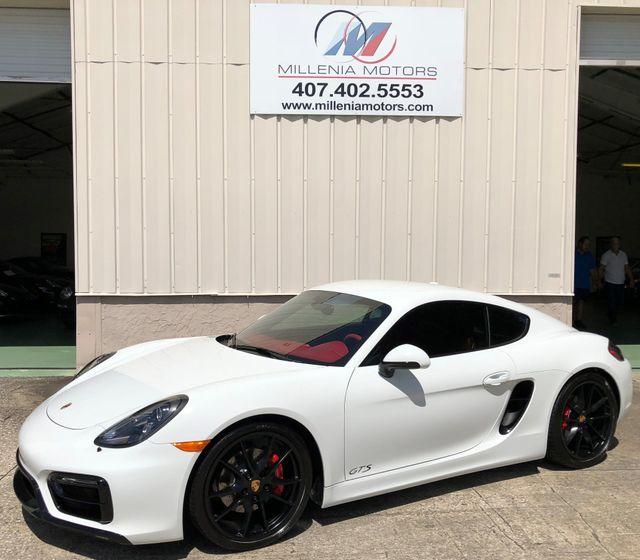 2016 Porsche Cayman GTS Longwood, FL 42
