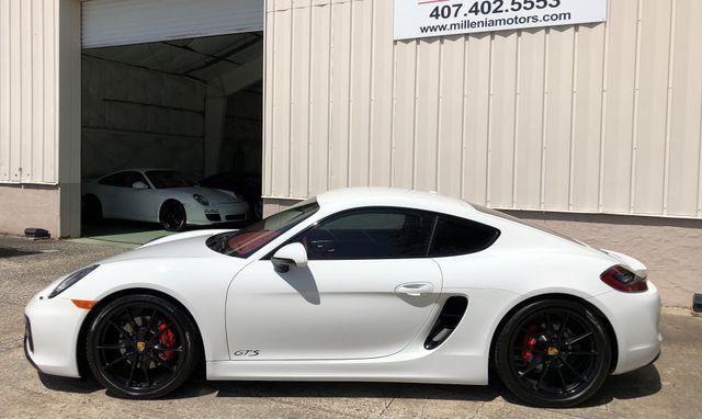 2016 Porsche Cayman GTS Longwood, FL 43