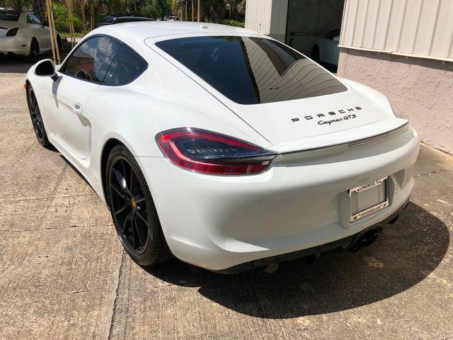 2016 Porsche Cayman GTS Longwood, FL 44