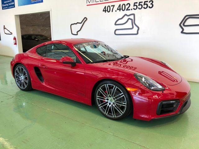 2016 Porsche Cayman GTS Longwood, FL 1
